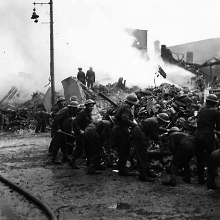 Featured image for Casualties of the Docks Raid