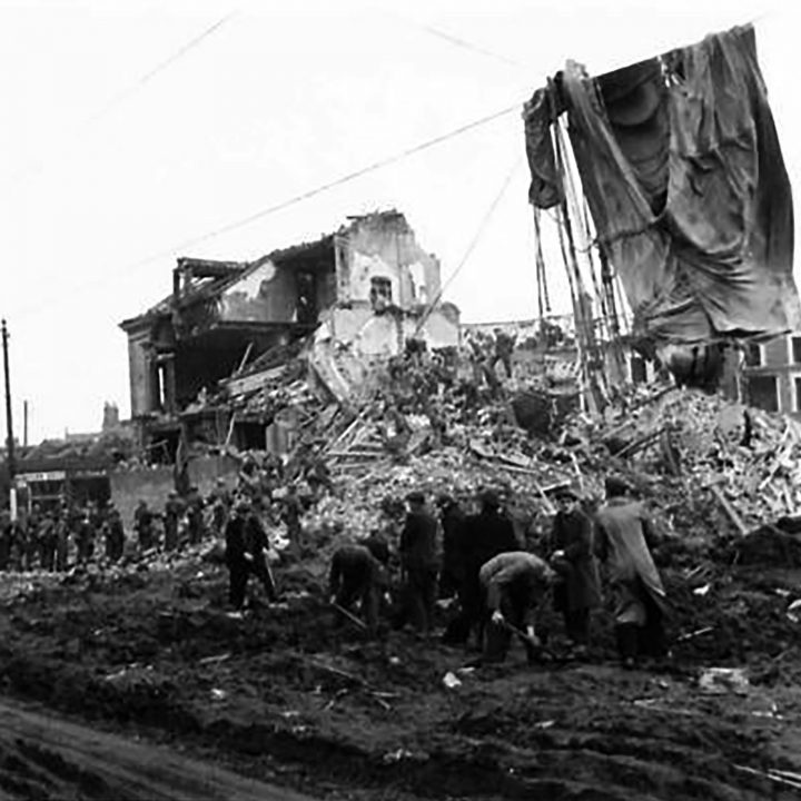 Featured image for The Belfast Blitz: Aftermath of the Easter Raid